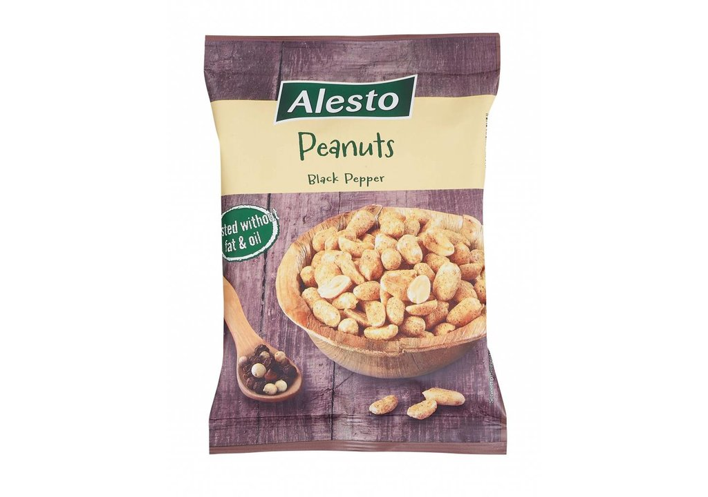 ALESTO Pinda's black pepper
