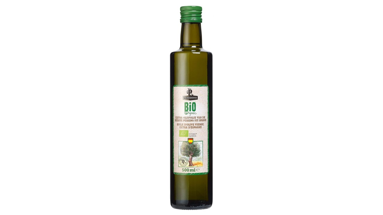 PRIMADONNA BIO Spaanse olijfolie