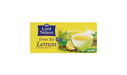 LORD NELSON Groene thee citroen