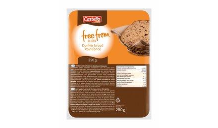 CASTELLO Glutenvrij bruin brood