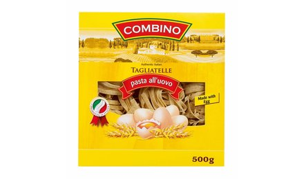 COMBINO Tagliatelle met 6 eieren