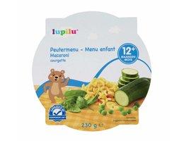 LUPILU Peutermenu courgette macaroni >12m