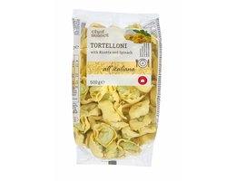 CHEF SELECT Tortelloni met ricotta/spinazie