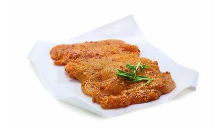 BBQ gemarineerd kippenlapje oosters