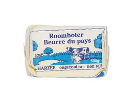 A. HARZEE Roomboter ongezouten