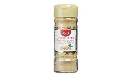 KANIA Gemalen witte peper