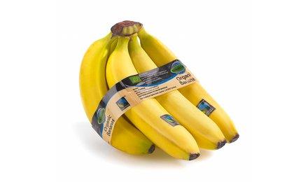 Fairtrade bananen per tros