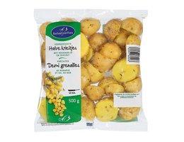 SALADINETTES Gekruide aardappeltjes met rozemarijn