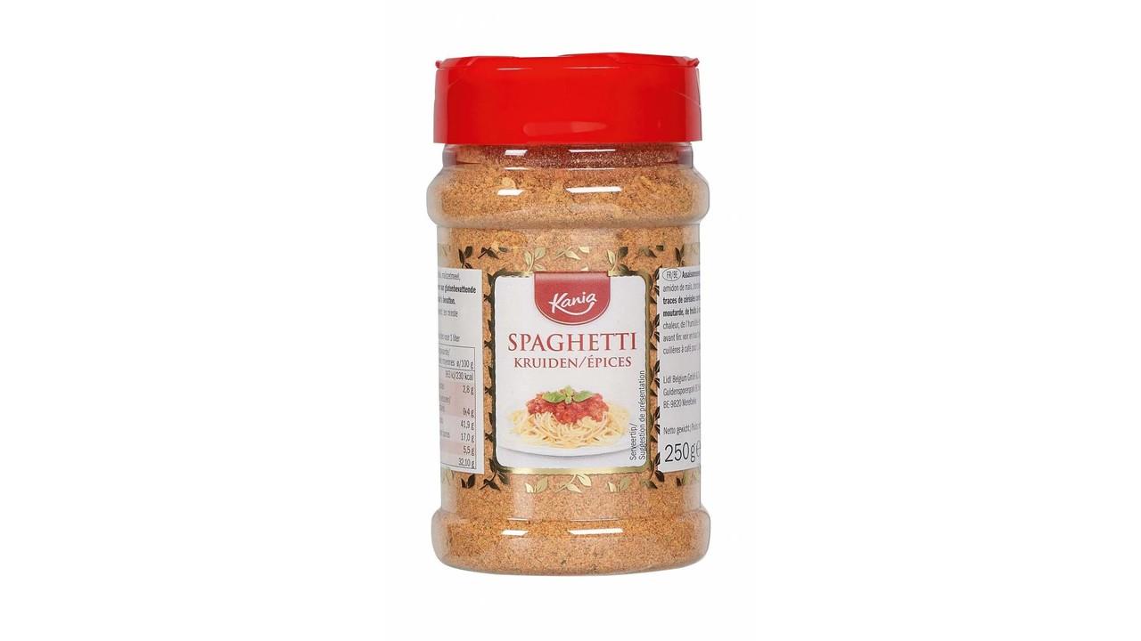 KANIA Spaghettikruiden