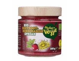 MY BEST VEGGIE Vegan bio smeersalade rode biet