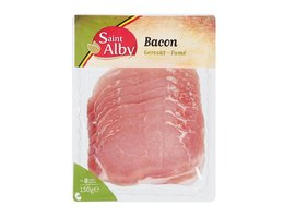 SAINT ALBY Gerookte bacon