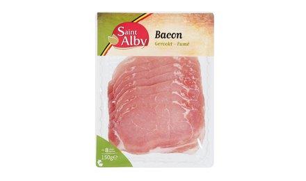 SAINT ALBY Gerookte bacon
