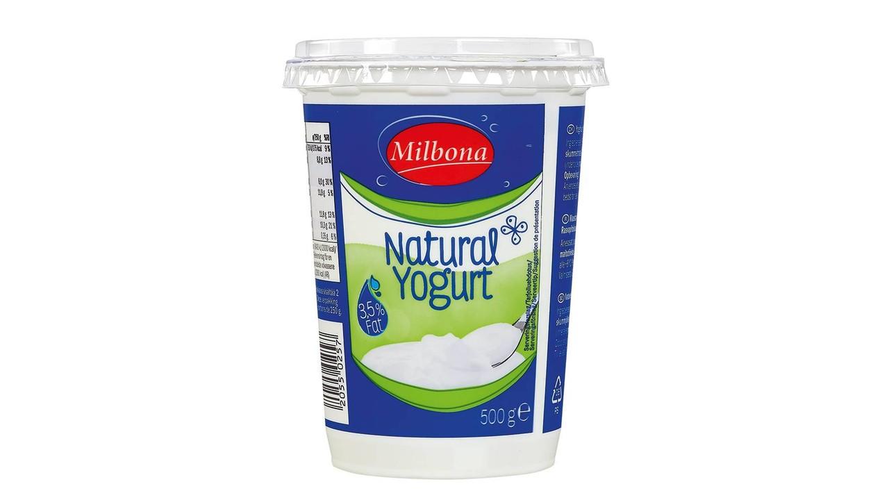 MILBONA Natuuryoghurt