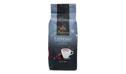 BELLAROM UTZ Espresso koffiebonen