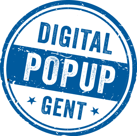 Digital Popup Gent