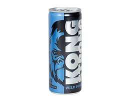 Kong Strong Energydrink light