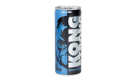 Kong Strong Energydrink light