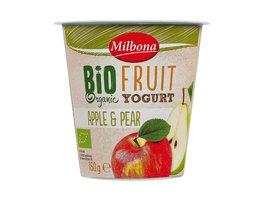 MILBONA BIO yoghurt appel - peer