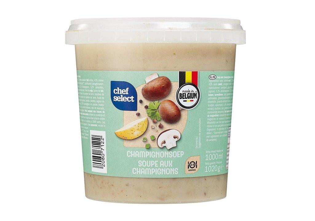CHEF SELECT Verse champignonsoep