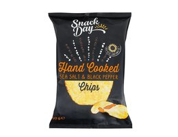 Chips sea salt & pepper