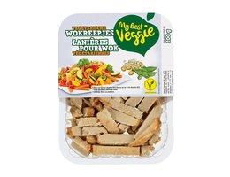 MY BEST VEGGIE Vegetarische wokreepjes