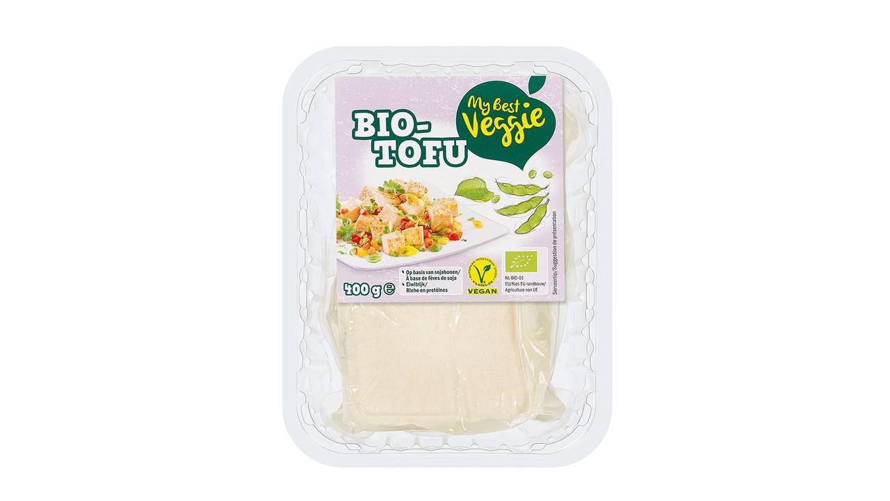 MY BEST VEGGIE BIO-tofu
