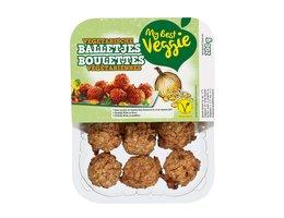 MY BEST VEGGIE Vegetarische balletjes