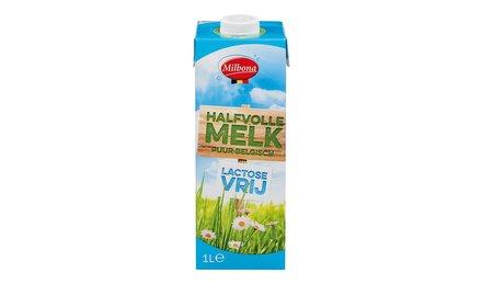 MILBONA Lactosevrije melk