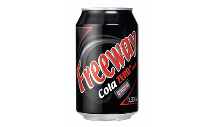 Freeway Cola zero