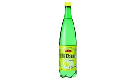 Saguaro Water met citroensmaak