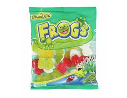 Sugarland Snoepgoed frogs