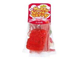 Sugerland Snoep met aardbeismaak (3-pack)