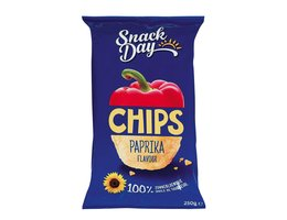 SNACK DAY Chips paprika