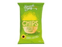 SNACK DAY Chips pickles