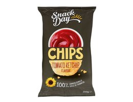 SNACK DAY Chips ketchup