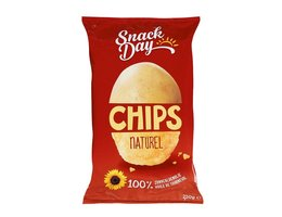 SNACK DAY Chips zout