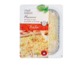 CHEF SELECT Macaroni met ham en kaas