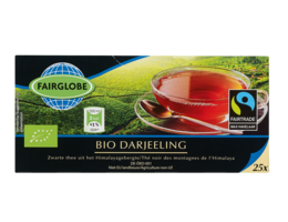 fairglobe BIO darjeeling thee