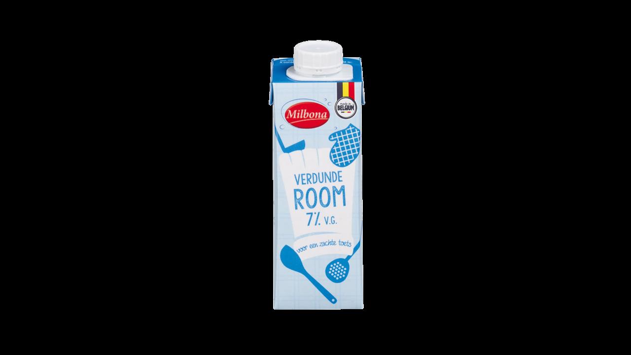 MILBONA Kookroom 7%