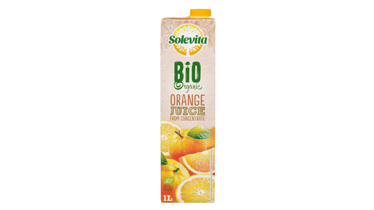 SOLEVITA BIO sinaasappelsap