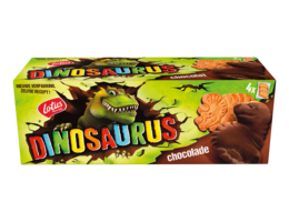 Lotus Dinosauruskoeken (chocolade)