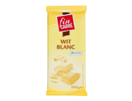 FIN CARRÉ Witte chocolade