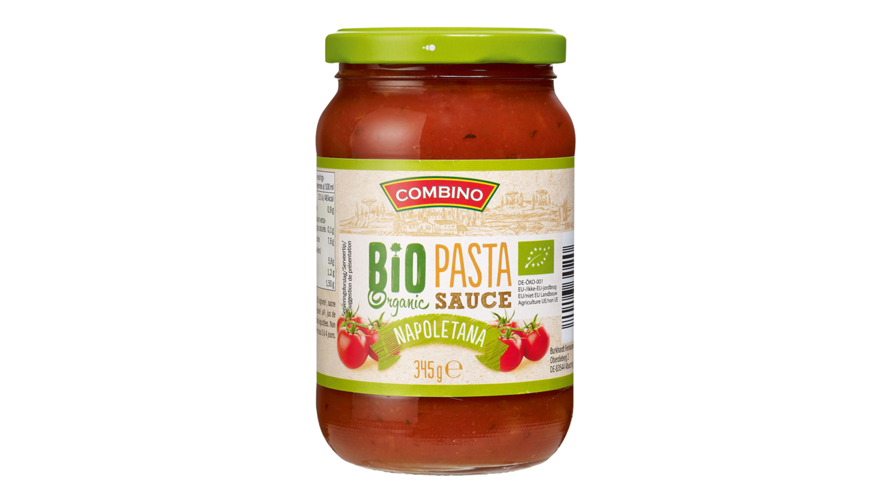 COMBINO BIO pastasaus (napoletana)