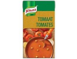 Knorr Tomatensoep met balletjes