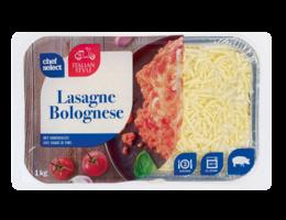 CHEF SELECT Lasagne Bolognaise