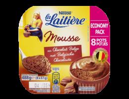 Nestle La laitière chocomousse