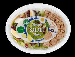 CHEF SELECT TO GO Maaltijdsalade met tonijn