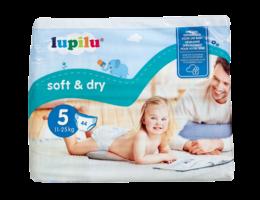 LUPILU Luiers  Junior  11-25 kg