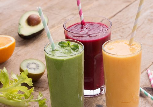 3 heerlijke Detox smoothies