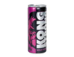 Kong Strong Energy drink cassis